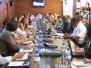 Comisión de Aeropuertos para la Facilitación del Transporte Aereo y Empresa Privada - Reunion 1. Enero 2016