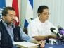 Conferencia de Prensa -  Proyecto Nuevo Radar MET Nicaragua