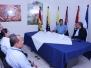 Entrega Memoria 2014 del Ejercito de Nicaragua