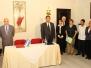 Firma Acuerdo Servicios Aereos Nicaragua - Cuba