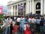 Funeral del Alcalde de Managua y Tricampeón Mundial Alexis Argüello