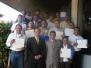Taller de seguridad AVSEC dado por la OACI