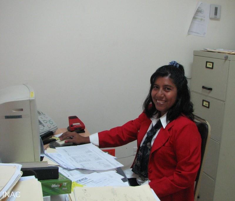 jamileth-gonzales-secretaria-de-aeronavegacion