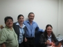 Celebración cumpleaños Dra. Eveling Aráuz - Oficina de Asesoría Legal