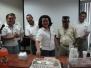 Celebración cumpleañeros del mes de Agosto - INAC