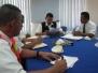 Reunión preparación Auditoria AVSEC/FAL entre INAC y EAAI
