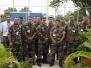 Curso de preparación para Verificadores de Vuelo de la Fuerza Aérea de Nicaragua
