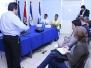 Presentacion Planes de Emergencia a Especialistas en Seguridad del Gobierno de Canadá