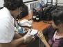 Primera Campaña de Donacion de Sangre 2012