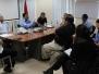 Reunión de coordinación: Autoridades de Gobierno e Industria - CAPSCA 2011