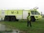 Simulacro de Emergencia Aerea en AIACS
