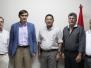 Visita de representación del Embajador de España en Nicaragua al INAC
