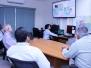 Visita de Trabajo del Asesor científico de INETER Wilfried Strauch a Oficina de Supervision Radarica INAC
