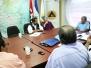 Visita de Trabajo Dr. Orlando Rodriguez, Especialista MET de Cuba