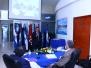 Visita del Sr. Melvin Cintron, Director Oficina NACC/OACI a Nicaragua
