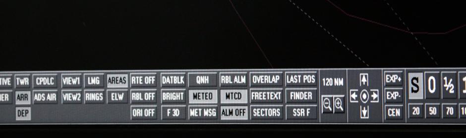 Control de Transito Aereo con nuevo Sistema ATIS y ALIS