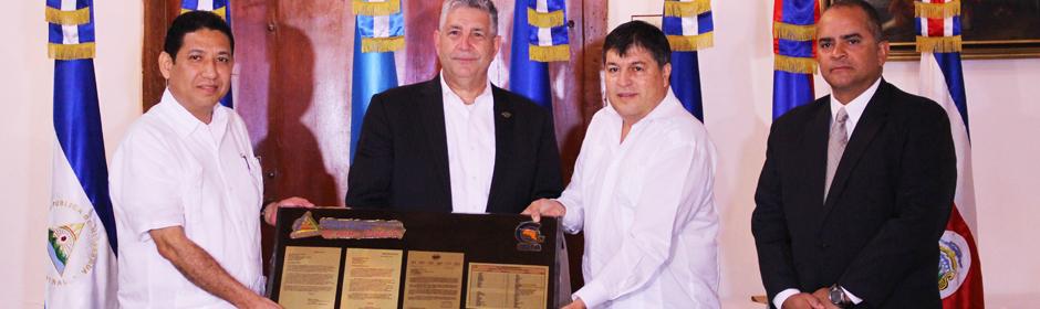 Nicaragua recibe reconocimiento por su gestión exitosa al frente de la Aviación Civil