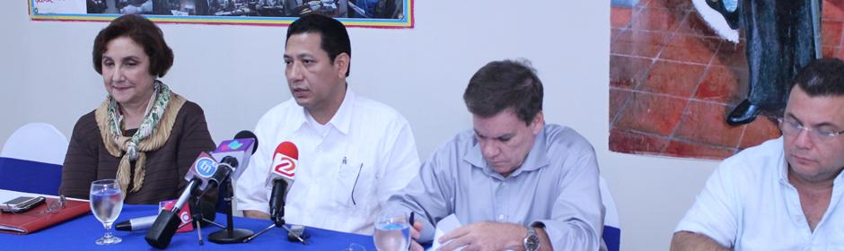 Comisión de Aeropuertos realiza Séptima Reunión de Alto Nivel