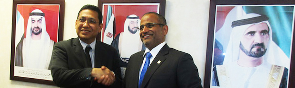 Nicaragua y Emiratos Árabes Unidos firman Acuerdo de Servicios Aéreos