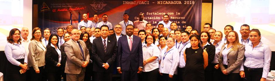 Nicaragua recibe Visita Oficial  el Presidente del Consejo de la OACI