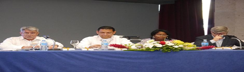"""Participación de Nicaragua en la XXIII Asamblea Ordinaria de la Comisión Latinoamericana de Aviación Civil """"CLAC"""", realizada en La Habana, Cuba."""