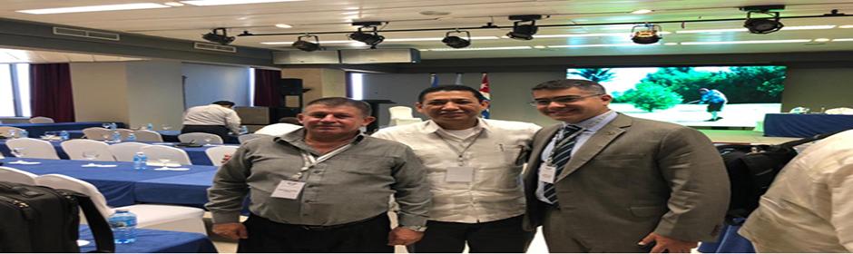Reunión de Autoridades de Aviación Civil Cuba-Venezuela-Nicaragua.
