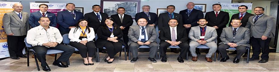 PRIMERA REUNIÓN REGIONAL PARA LOS COORDINADORES NACIONALES DEL PROGRAMA DE SEGURIDAD OPERACIONAL DEL ESTADO – NAM/CAR/SSP/1. Ciudad de México, México, 20 – 22 de noviembre de 2018.