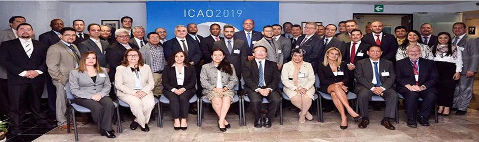 EL ESTADO DE NICARAGUA PARTICIPA EN LA SEGUNDA REUNIÓN DE IMPLEMENTACION RAIO DE LA REGION NORTE, CENTROAMERICA & EL CARIBE DE LA OACI. CD de México, del 12 al 15 Marzo 2019.
