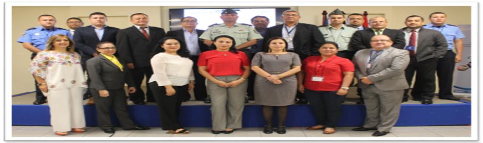 CONCLUYE CURSO DE INSPECTORES NACIONALES AVSEC (OACI). Managua, Nicaragua 25 febrero – 01 de marzo 2019.