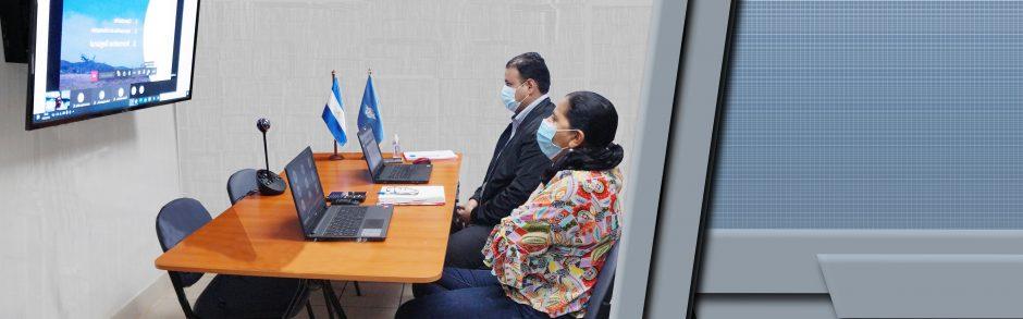 CAPACITACIÓN RELACIONADAS CON LA IMPLEMENTACIÓN DEL CORSIA. MANAGUA, NICARAGUA 06 DE MAYO DE 2021.
