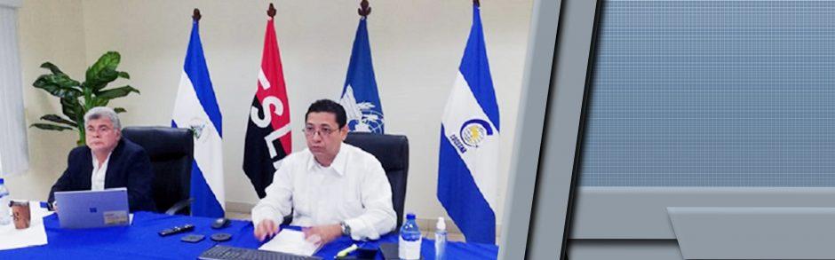 Nicaragua en reunión de Corporación Centroamericana de Servicios de Navegación Aérea